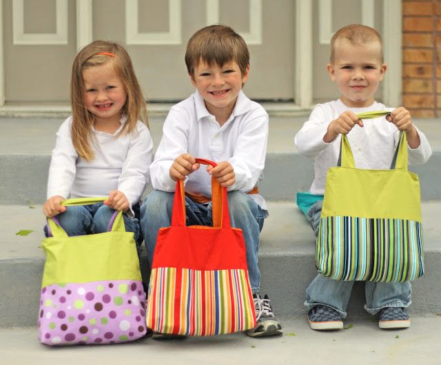 Running With Scissors: Tutorial: Kids Totes