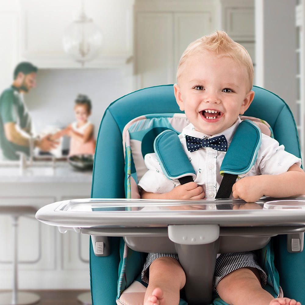 Video review for EvenfloQuatore4In1HighChairDeep