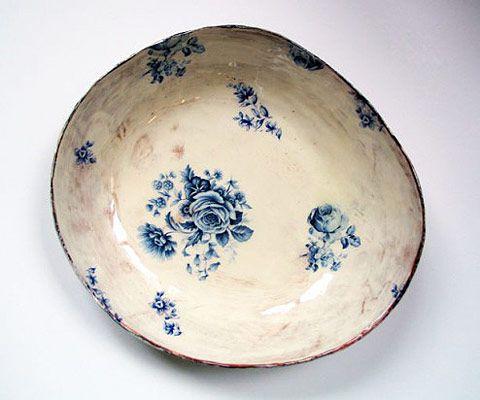 beautiful imperfections of Maria Kristofersson's contemporary ceramics