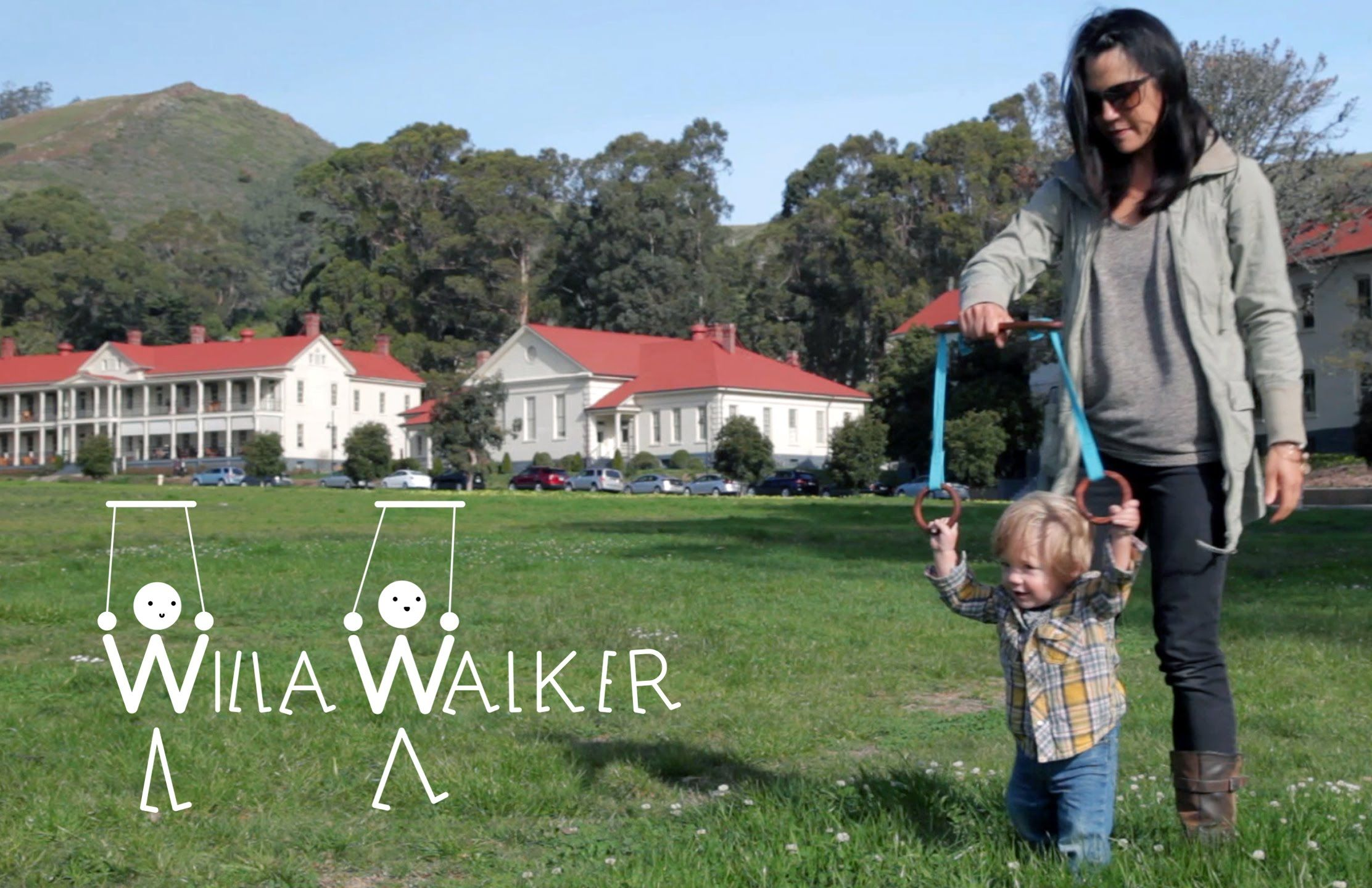 Willa Walker A playful tool for toddlers learning to walk
