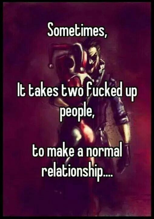 Pin By Taylor Mcguire On Harley Quinn And Joker Pinterest Frases