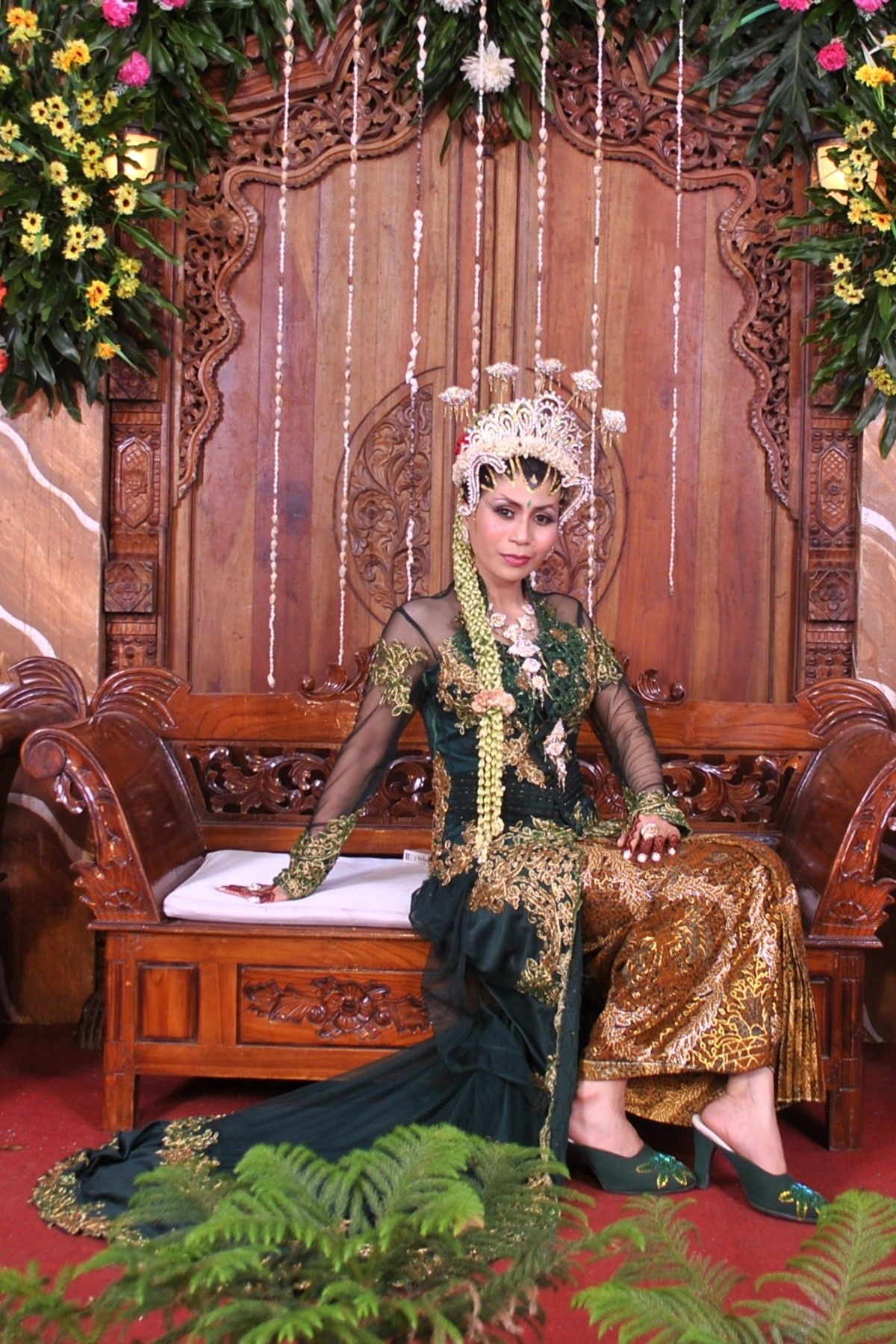 Javanese traditional costume Fashion, Asian fashion