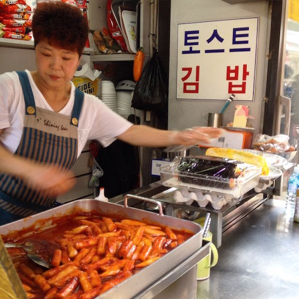 15 tasty street food in seoul claudia looi street food food fried hot dogs 15 tasty street food in seoul claudia