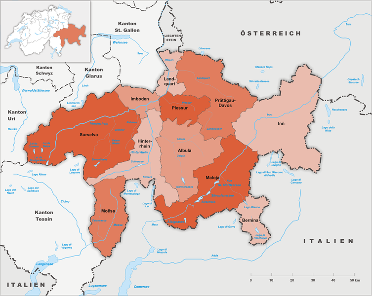 Districts of Grisons CRISTIAN Pinterest