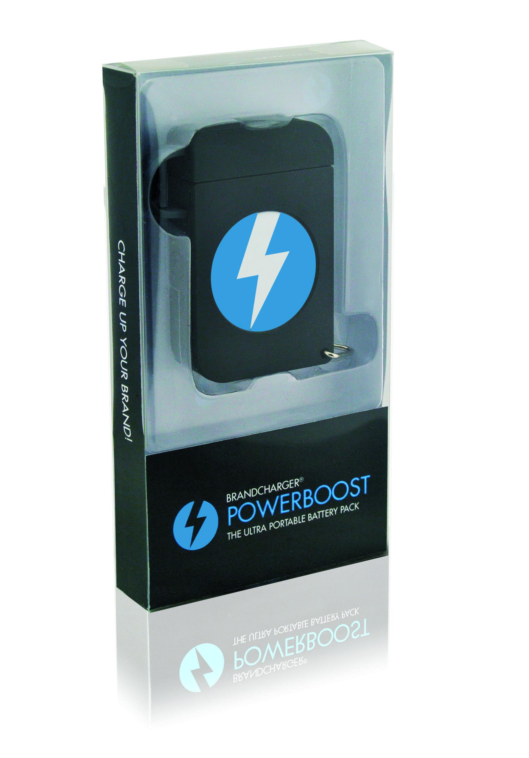 BC PowerBoost Blister Powerbank, Phone charging, Branded