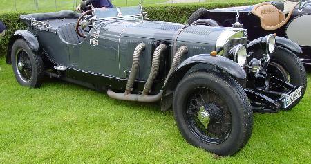 1929 Mercedes SS
