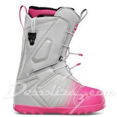 Botas snow mujer Thirtytwo LASHED FAST TRACK WOMEN´S GREY-PINK