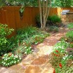shade garden by Red Sun landscape design