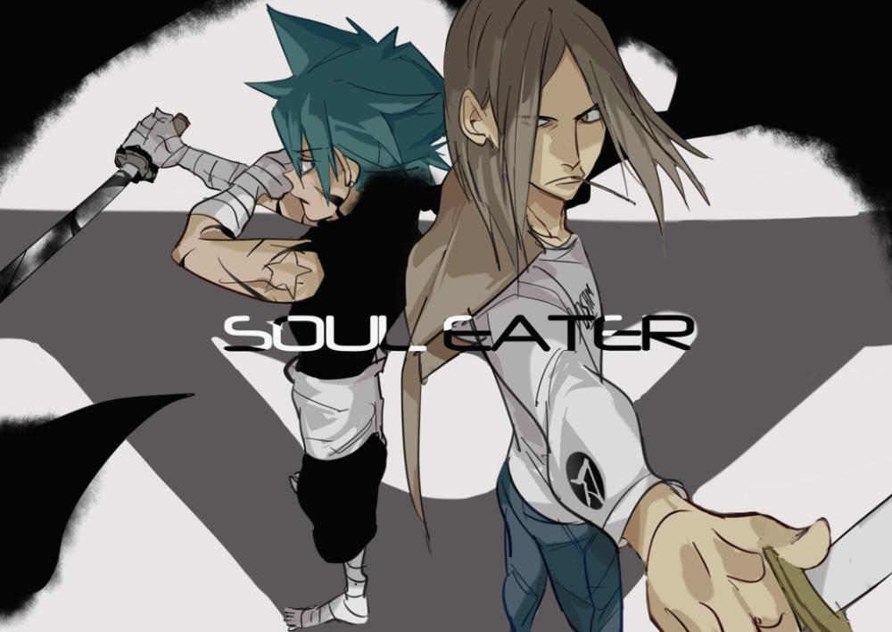 Blackstar Black Star Soul Eater Soul Eater Cosplay Soul Eater