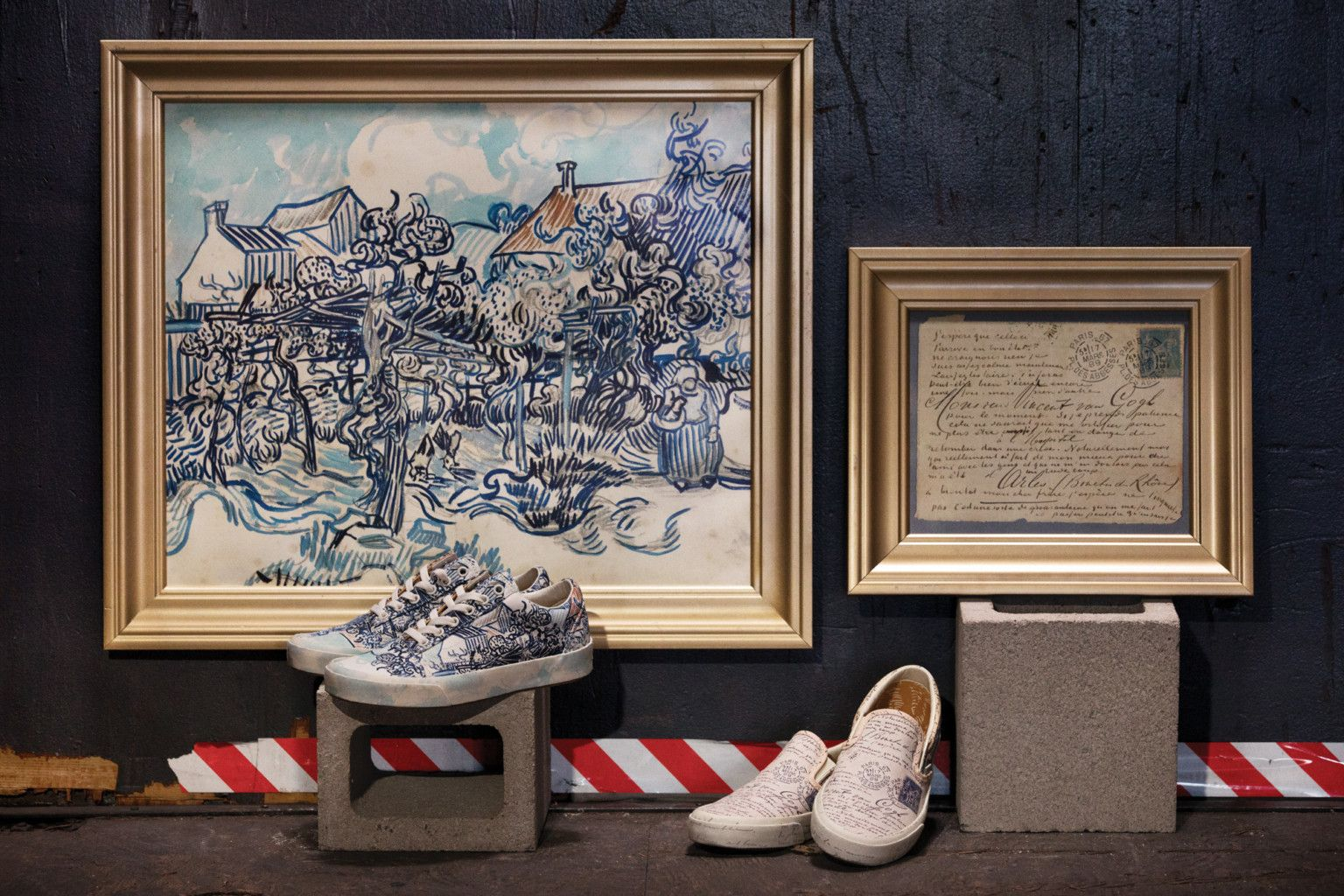 6b9fb04151e2ca The Van Gogh Museum and Vans Collaborate on a Wearable Collection of  Masterworks