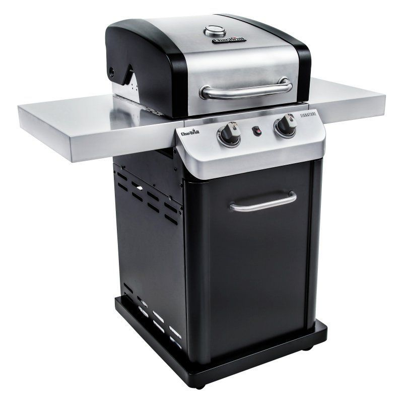 Char Broil Signature 2 Burner Cabinet Gas Grill 463675517