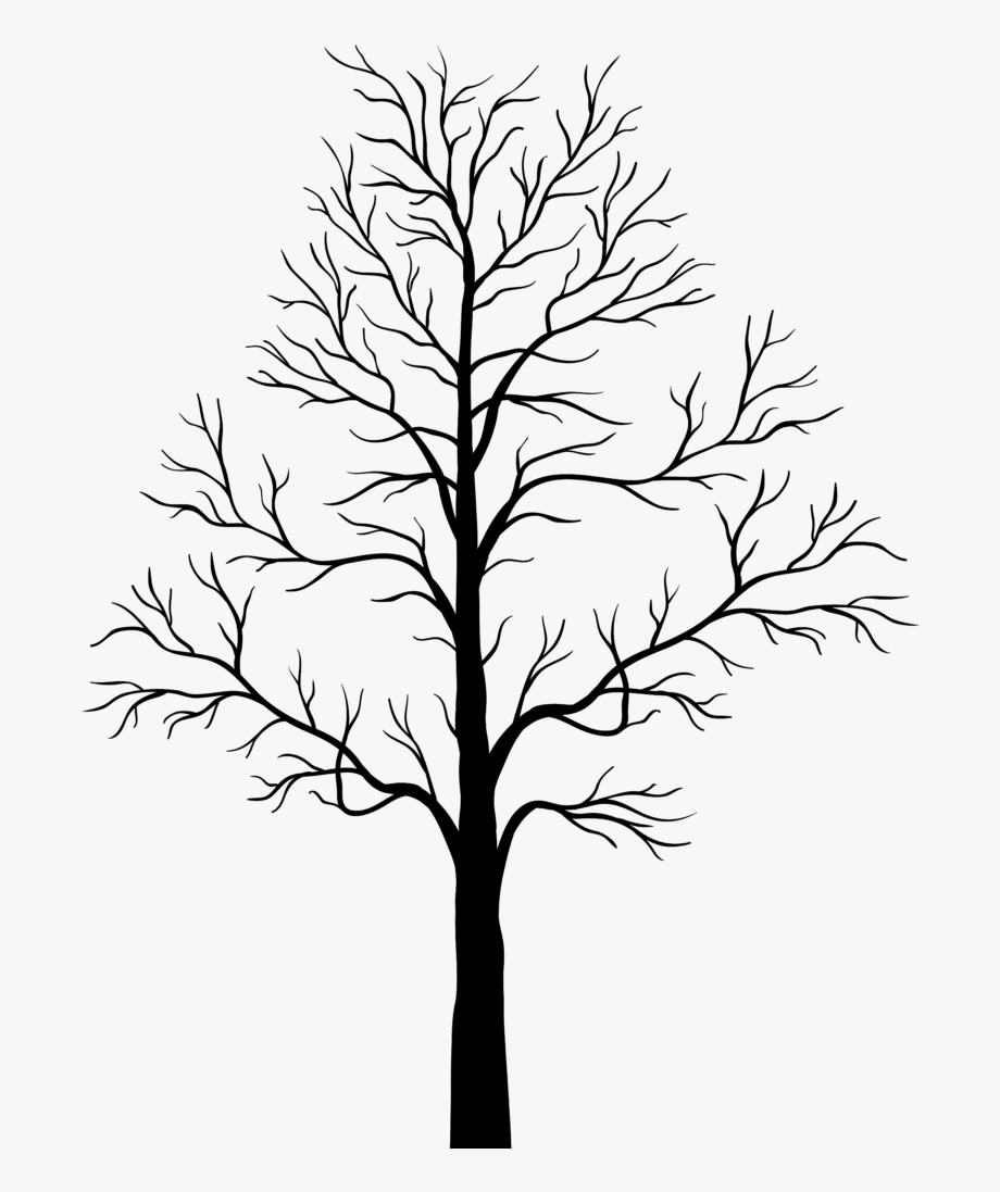 Dead Tree Silhouette Clip Art 13 Bare Tree Silhouette Png Is Popular Png Clipart Cartoon Images Explo Tree Silhouette Dead Tree Tattoo Silhouette Clip Art