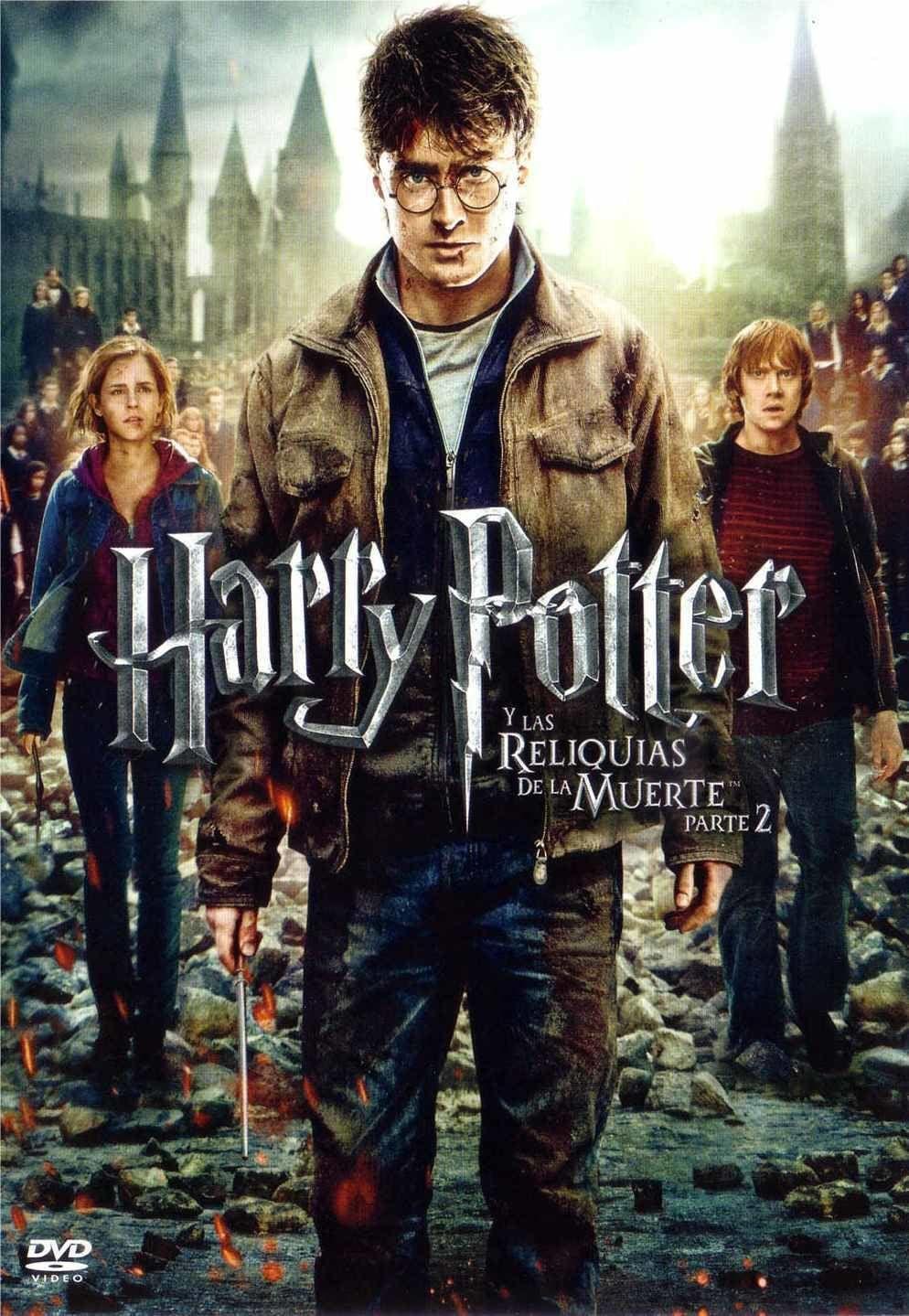 La Segunda Parte De La Batalla Final Entre Las Fuerzas Del Bien Y El Mal El Juego Nunc Libros De Harry Potter Películas De Harry Potter Reliquias De La Muerte