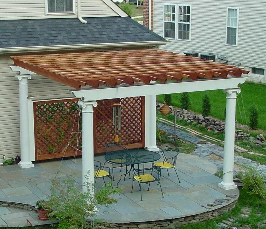 Patio Pergola Design Plans Only Outdoor Pergola Pergola Plans Design Pergola Plans