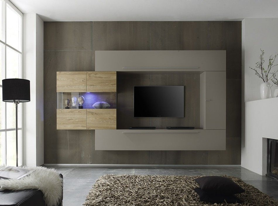 Italian Wall Unit Line 2 By Lc Mobili 1 450 00