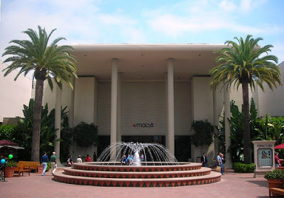 MALL HALL OF FAME Orange County (California) Malls Hall