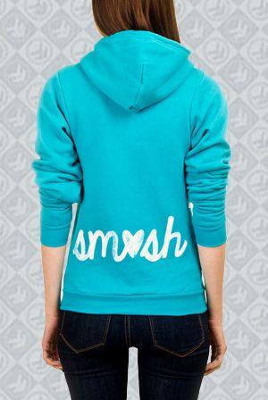 cool hoodies for teen | SM 3SH Girls Hoodie (Mermaid Green ...  Cool