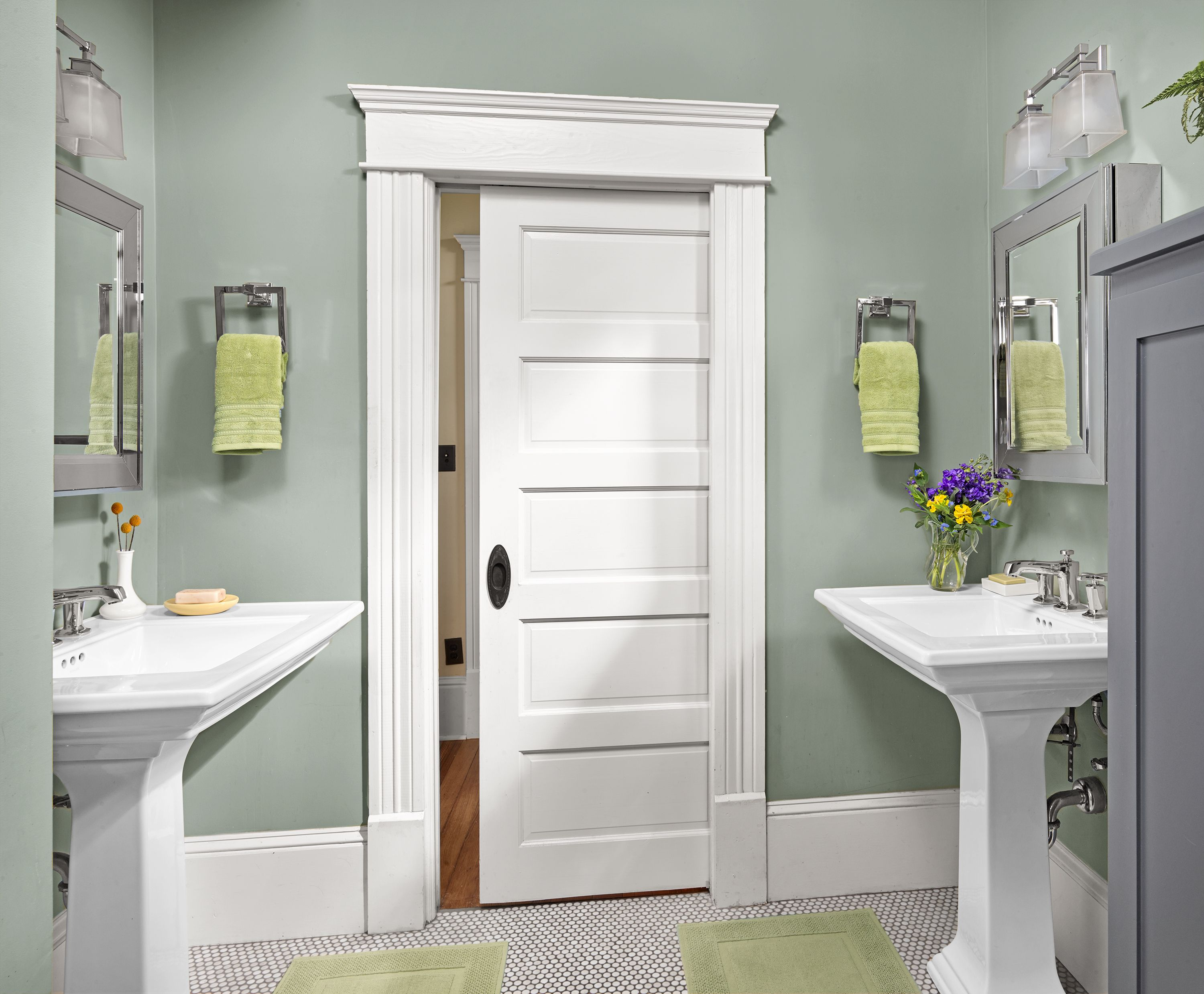 Adding A Wet Room Shower Space To A Master Suite