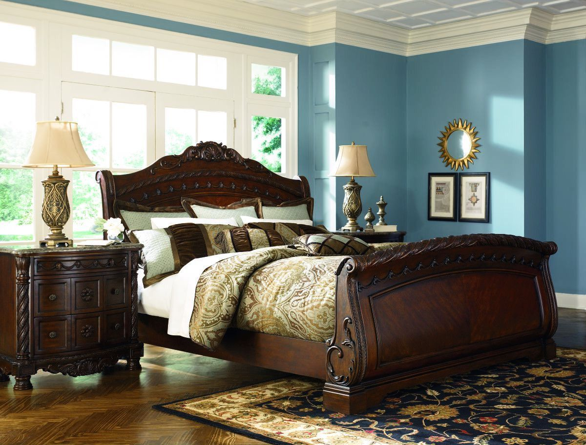 North Shore King Panel Bedroom Set Bedroom Home Design Ideas Intended For  Sizing 1027 X 1027 North Shore King Panel Bedroom Set   The Bedroom Is  Basically