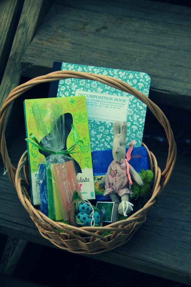 Cute waldorf easter basket add tims real easter basket grass to cute waldorf easter basket add tims real easter basket grass to complete waldorf easter organic negle Image collections
