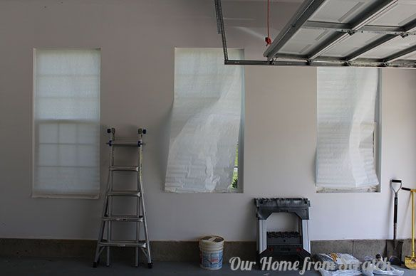 How To Bug Proof Garage Windows Garage Windows Clean