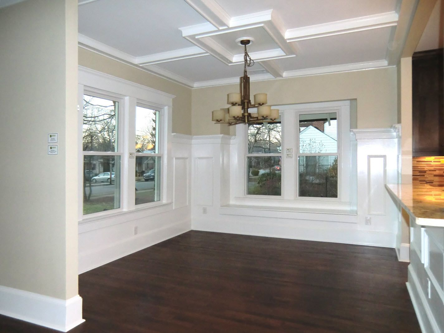 image result for dining room coffered ceiling | all about ceilings