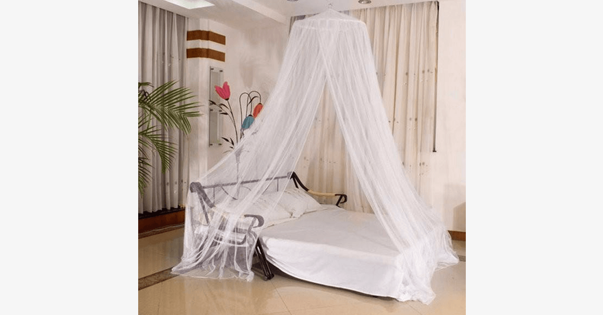 Mosquito Net For A QueenSized Bed Your Solution To