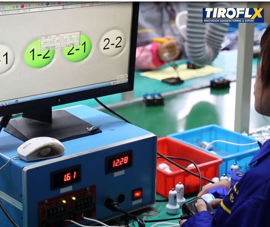 Quality control is our pride ! Making sure to meet the global standards 👌🙌  #tiroflx #manufacturing #chinamanufacturing #chinamanufacture #caraccessories #carproducts #carexterior #cartrends #carinteriors #auto #autoaccessories #export #production #autostuff #cartechnology