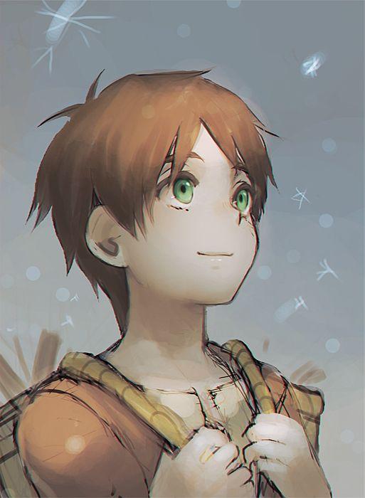 Anime Boys Gokunobaka Small Wip Of Old Eren Picture I Had Attack On Titan Attack On Titan Art Attack On Titan Eren