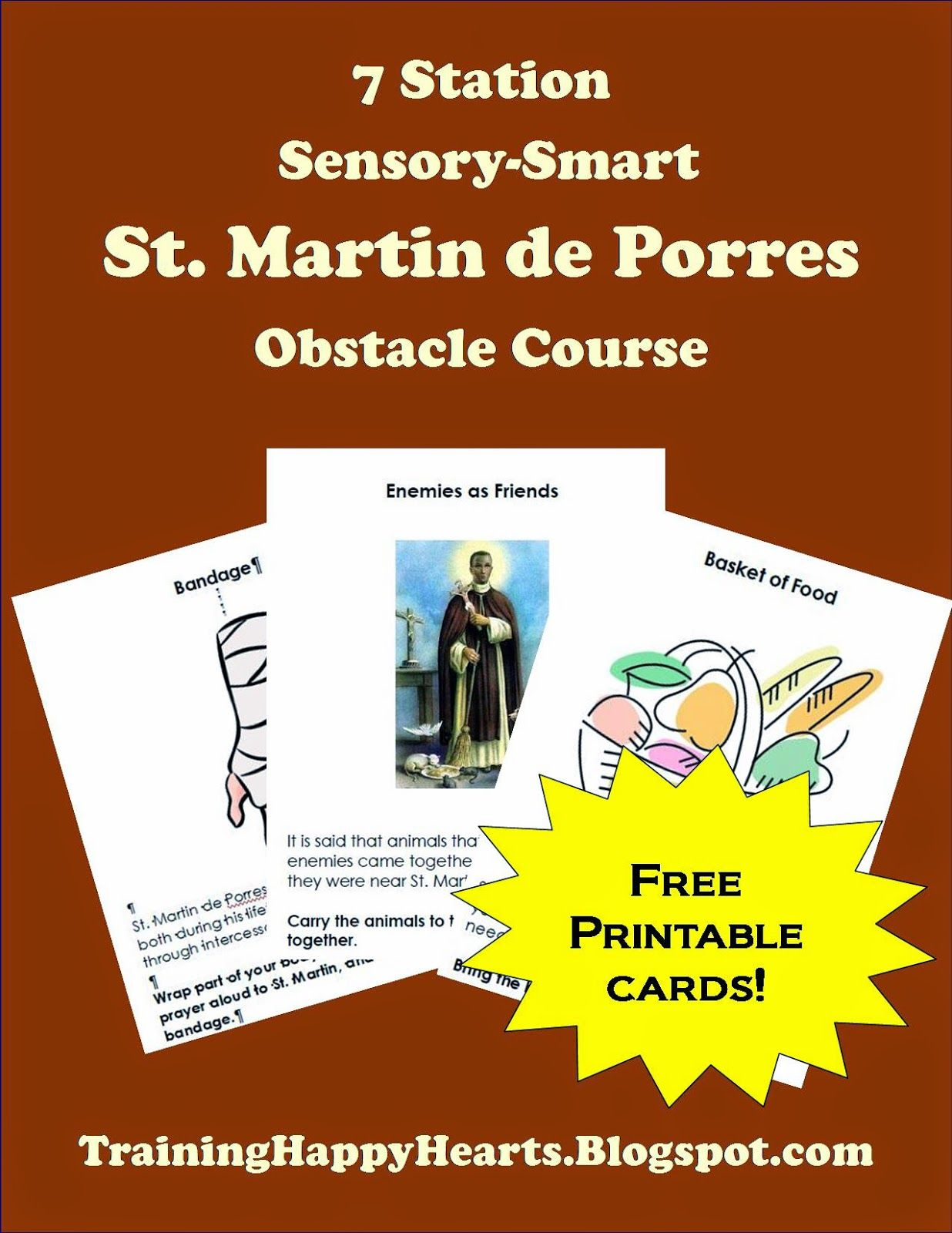 Celebrate St Martin De Porres Feast Day With An Easy