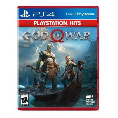 God Of War Playstation 4 Playstation Hits In 2021 God Of War Playstation Video Game Genre