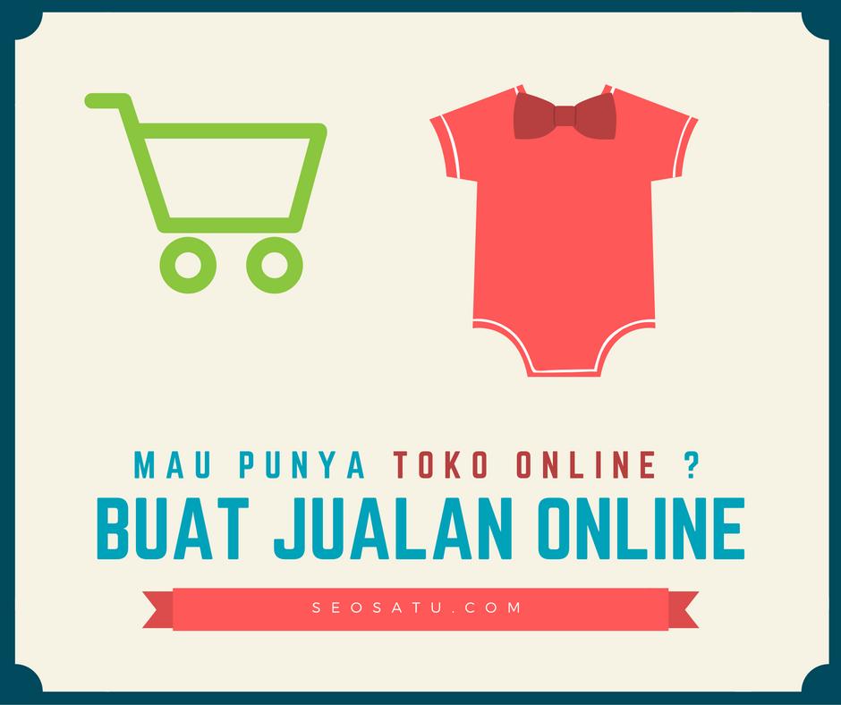 jasa pembuatan toko online mudah dan simple Aplikasi web
