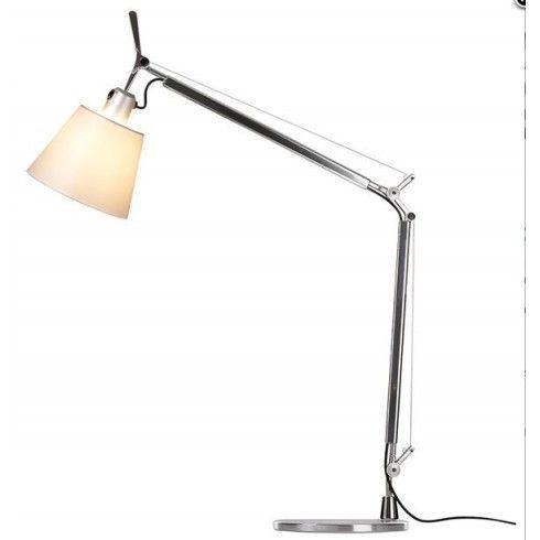 Artemide Tafellamp Tolomeo Basculante Met Kap Perkament Tafellamp Plafondlamp Meubilair