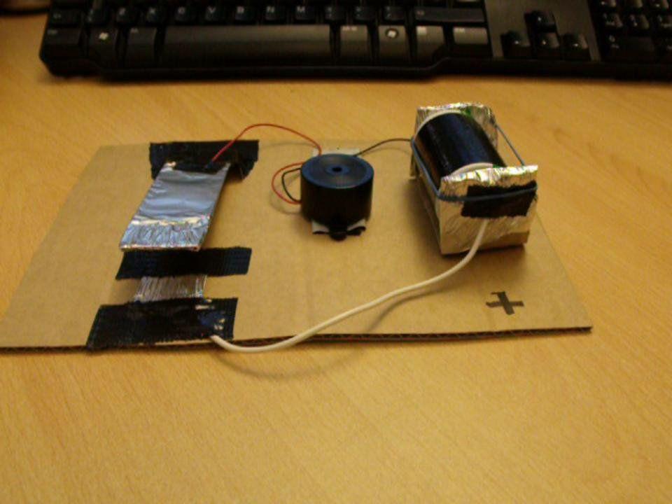 DIY kit easy build with on board key Morse code pratice  sound light unit