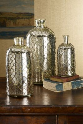 Gorgeous Troy Bottles from Soft Surroundings