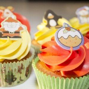 /\  Cupcakes & Kerst