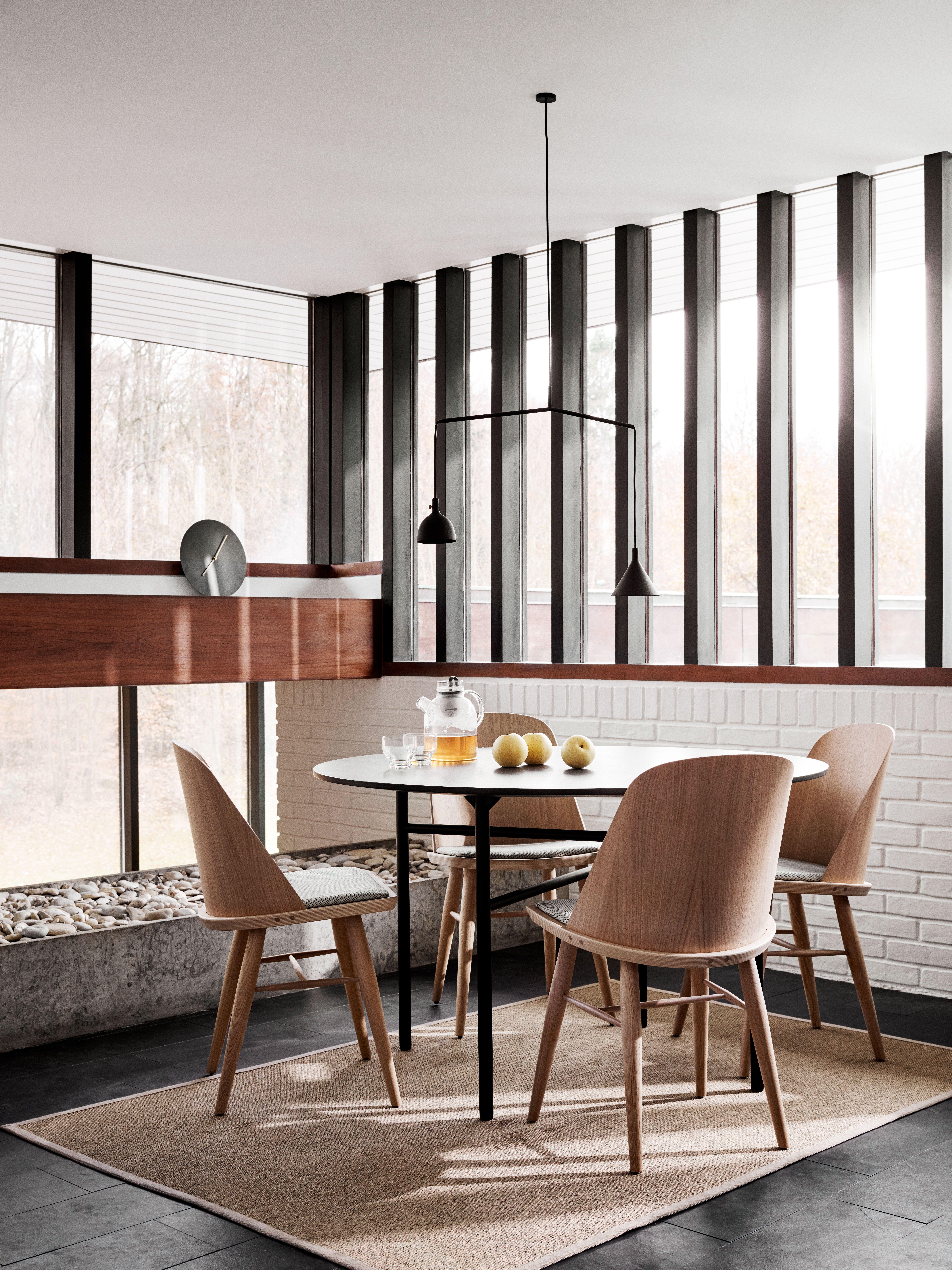 Den Tisch benannten die Designer von Norm Architects nach