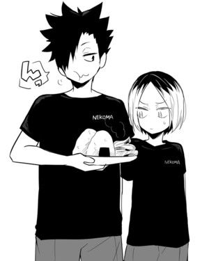 Kuroo & Kenma, Haikyuu!!