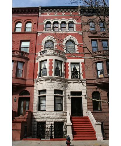 West 88th -- Restored brownstone