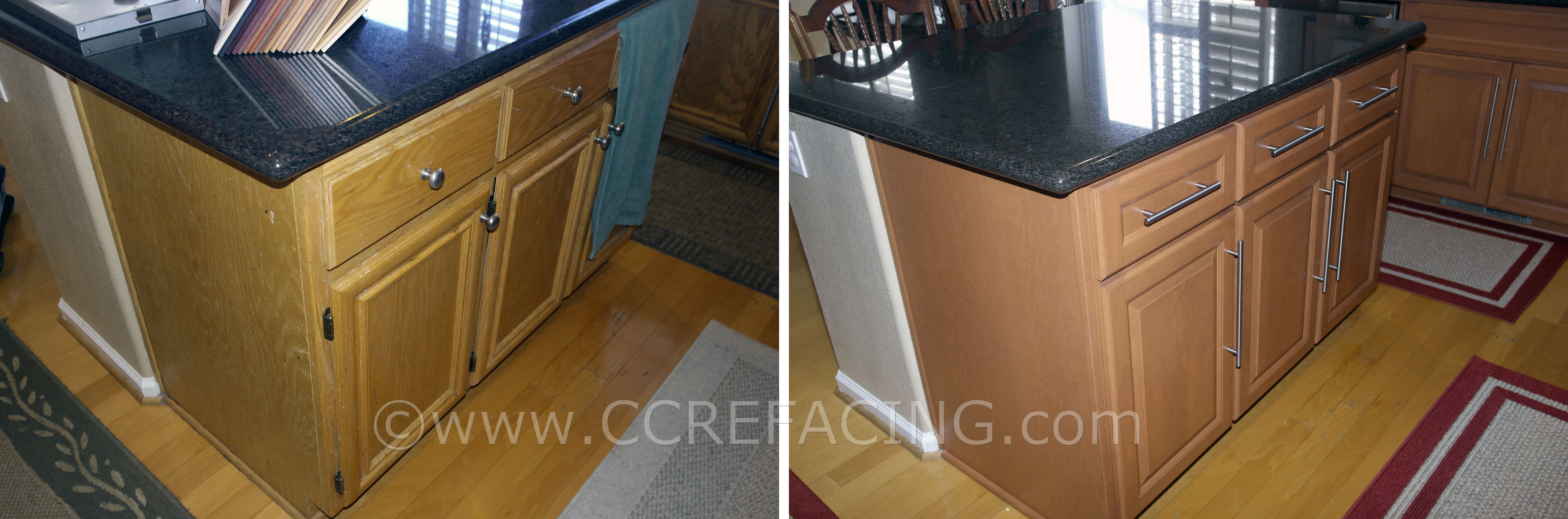 San Carlos Cabinet Reface Refacing With Cherry Raised Panel Doors Cabinet Refacing Custom Cabinets Cabinet