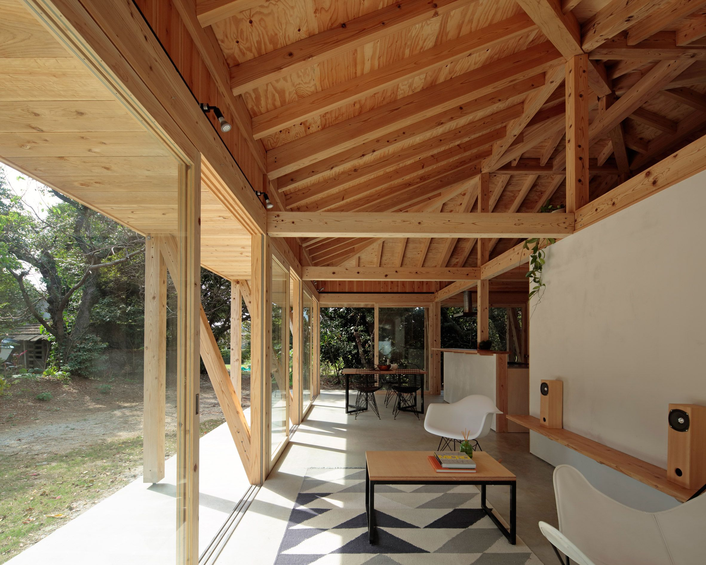 Best Kitchen Gallery: Shinminka By Isshoarchitects Architecture Pinterest Timber of Tropical House Number Frames on rachelxblog.com