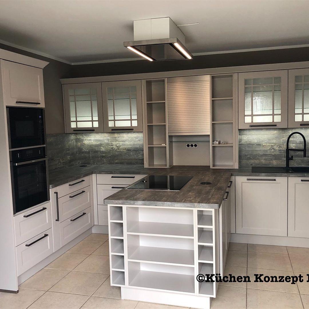 Guni Kitchen Kuche Nachmass Kuchennachmass Hacker Beckermann Nobilia Miele Mutfak Koln Sonderanfertig Living Room Trends Kitchen Kitchen Cabinets