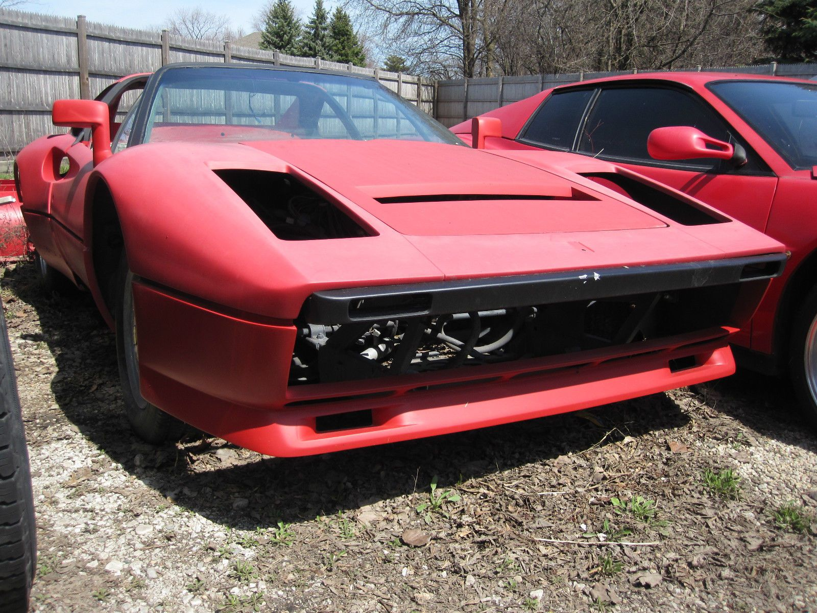 Ferrari 308 sad Pinterest
