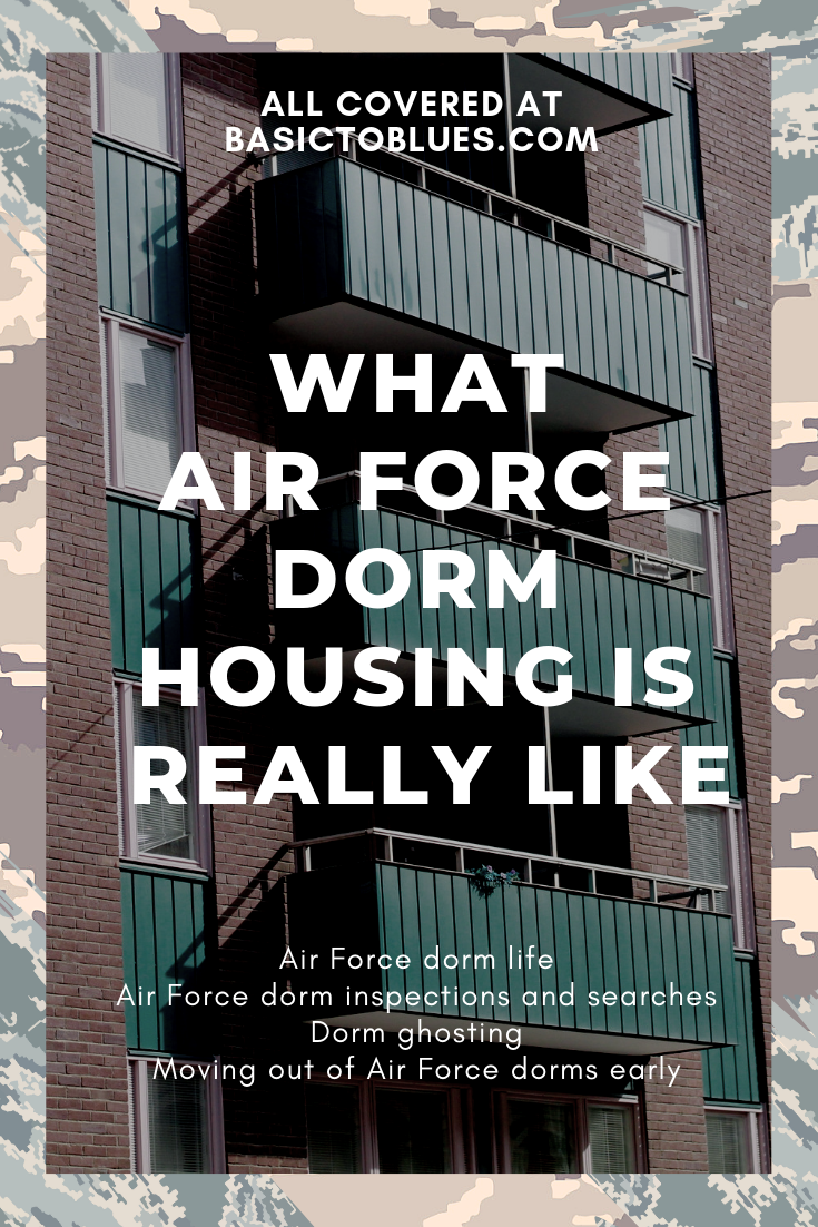 What Air Force Dorms Are Really Like Air force basic