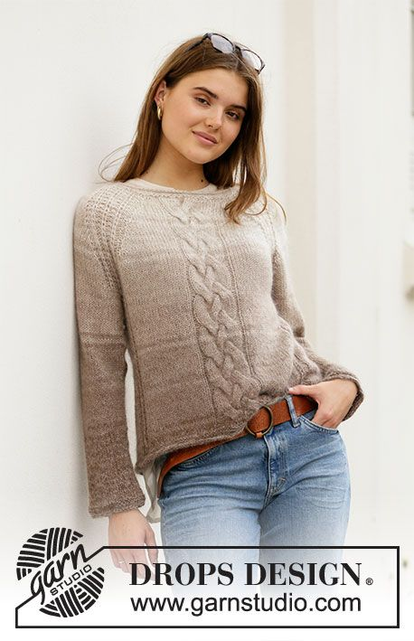Maple Wood / DROPS 206-50 - Kostenlose Strickanleitungen von DROPS Design, 5 #knittingpatternsfree