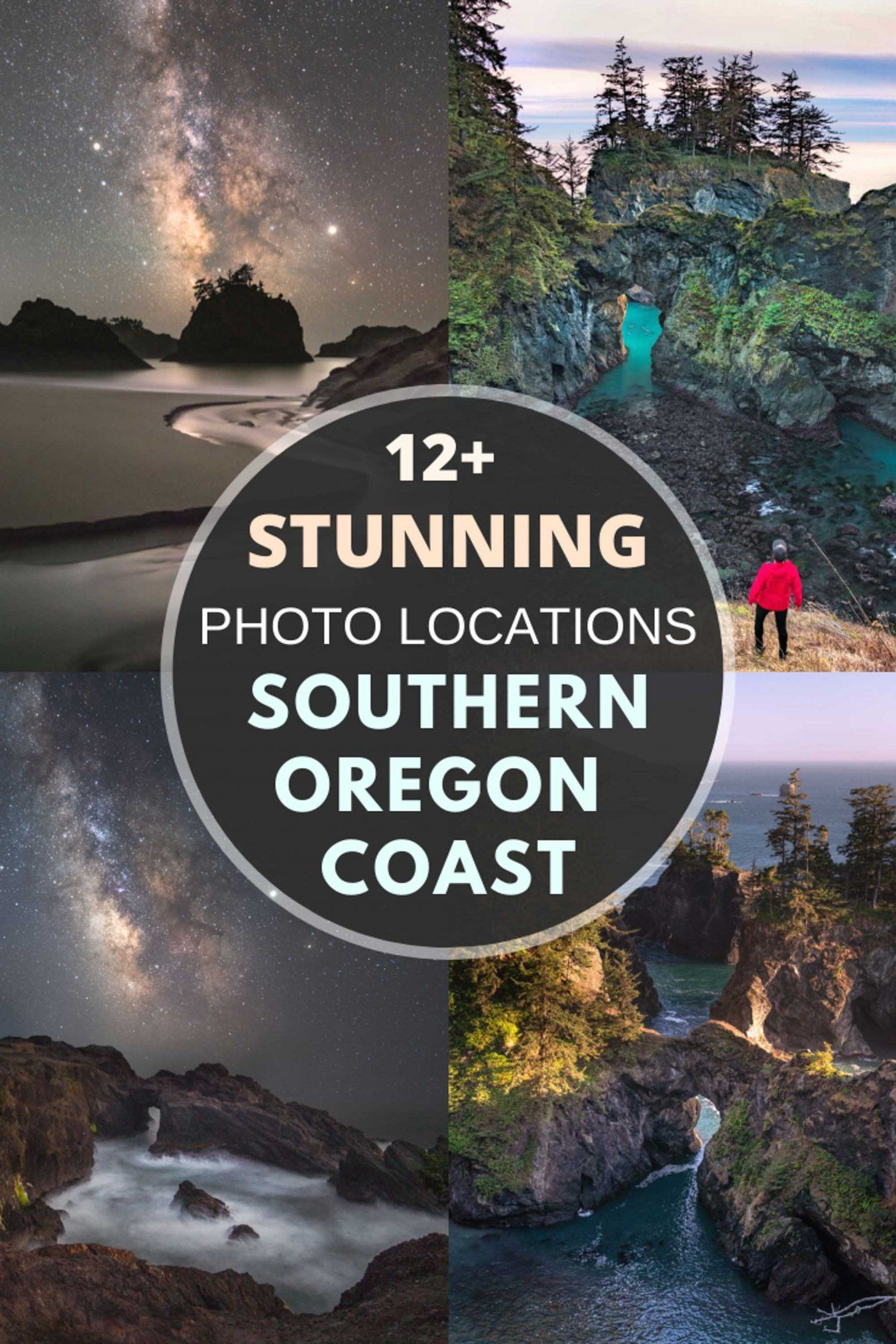Stunning Photo Locations on the Southern Oregon Coast #oregoncoast
