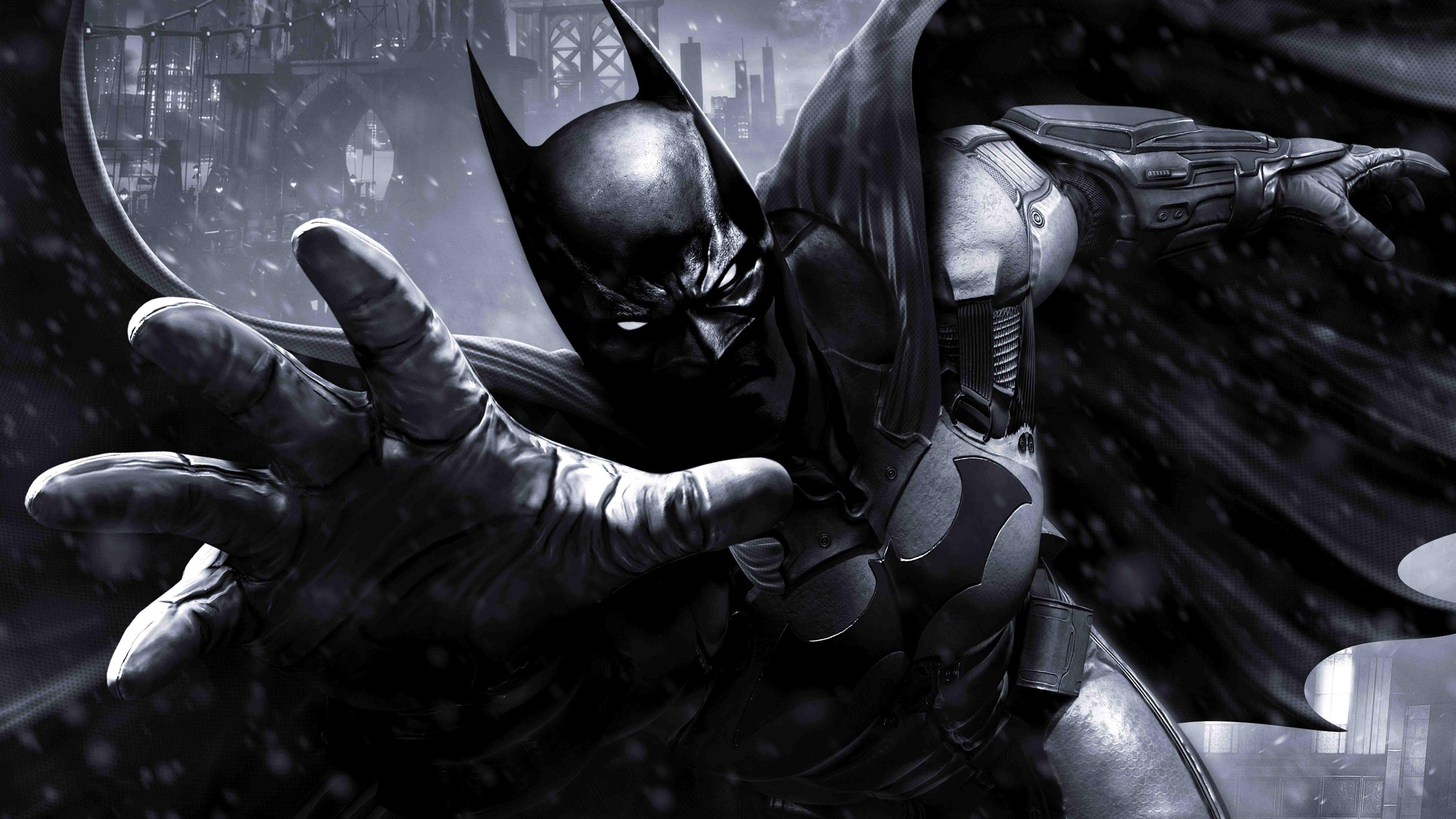 Batman Arkham Knight4k Hd Wallpapers Games Wallpapers