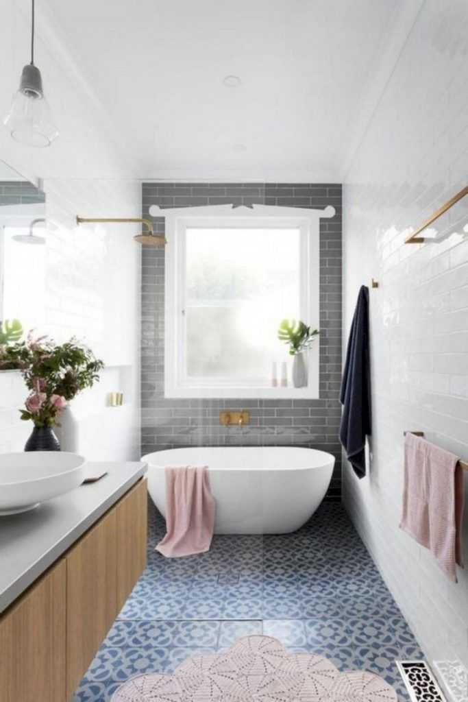 80+ Luxury Small Bathroom Decorating Ideas | Small ...