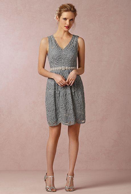 33 Grey Bridesmaids Dresses Perfect for Any Season | Pinterest