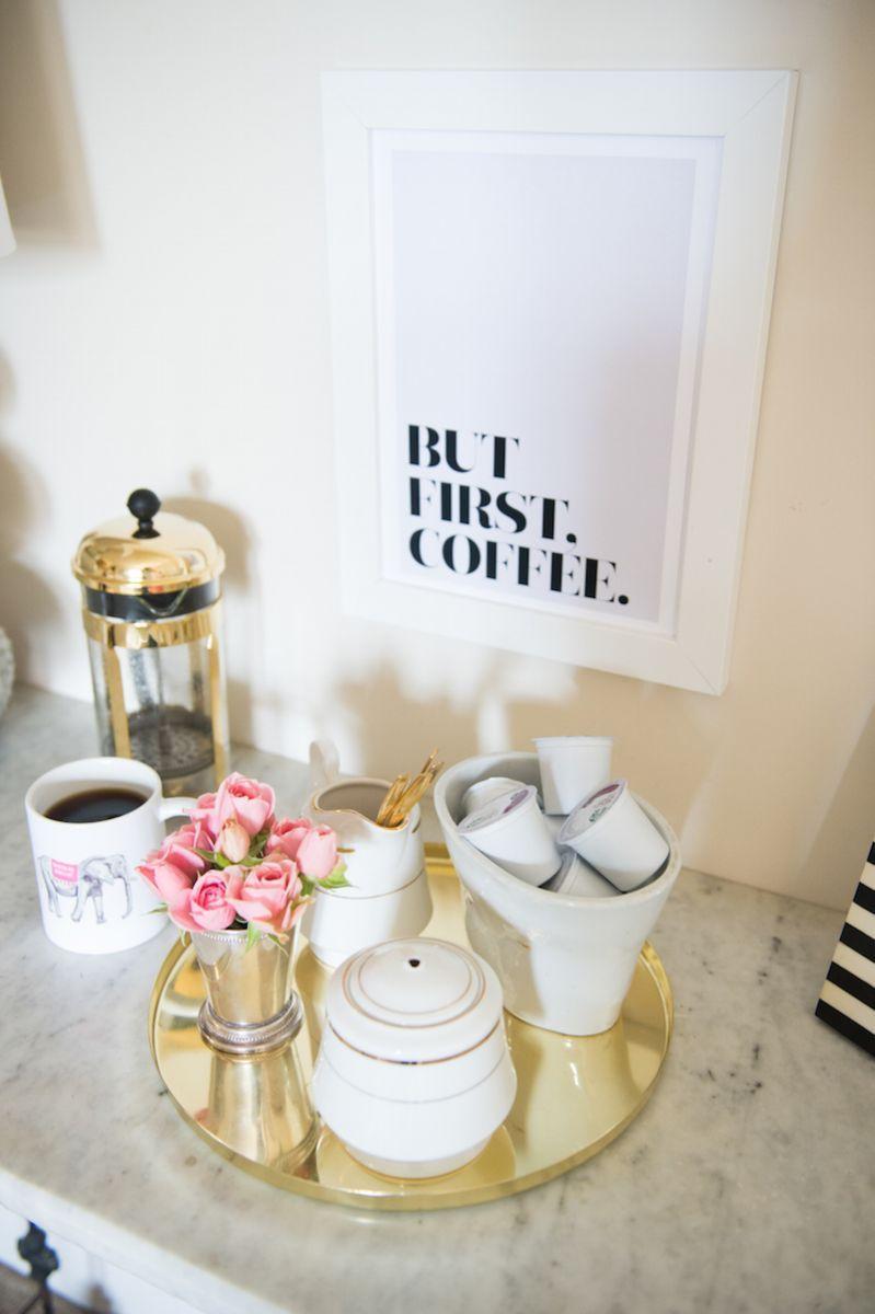 Tour a D.C. Designer\'s Colorful, Contemporary Apartment | Pillows ...